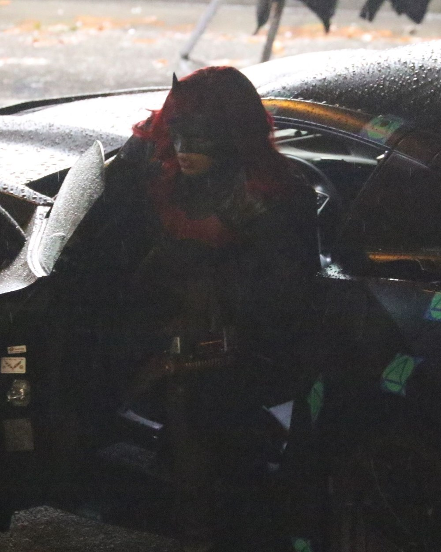 Batwoman dizi setinden ilk fotoğraflar - 3
