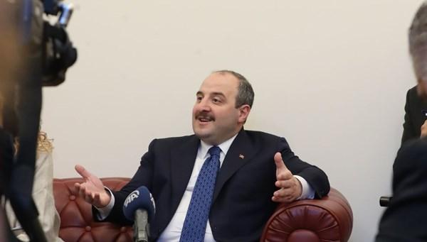 Sanayi ve Teknoloji Bakanı Varank:Yerli otomobil için şu anda en az 10 ülkeden talep var