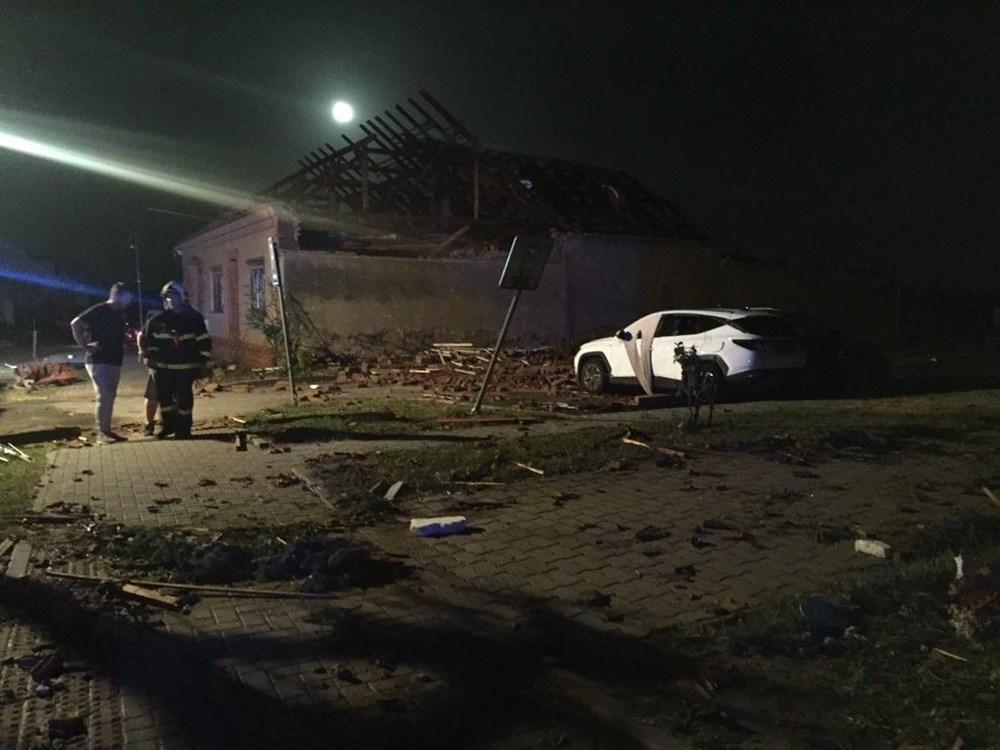 Çekya'yı kasırga vurdu: 150 yaralı - 4