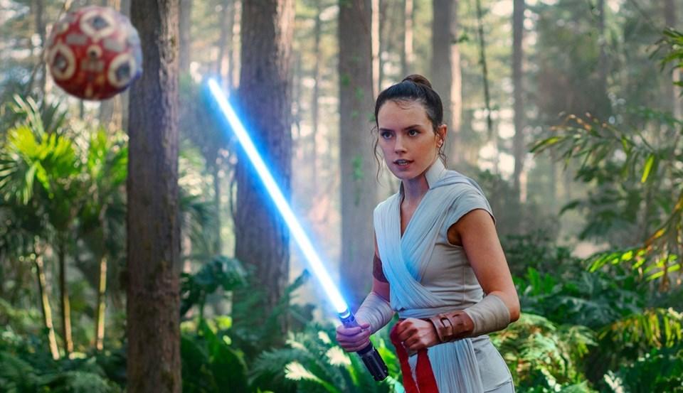 Skywalker'ın Yükselişi ABD'de 175,5 milyonla dolarla son üçlemenin en düşük açılışını yaptı