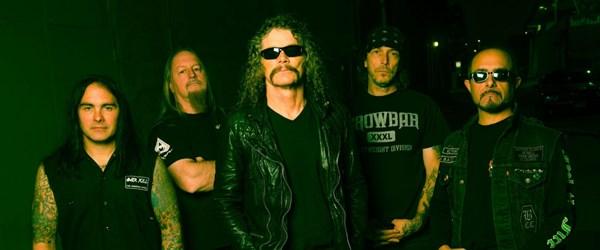 Thrash metalin dev ismi Overkill'in Türkiye konserlerine geri sayım