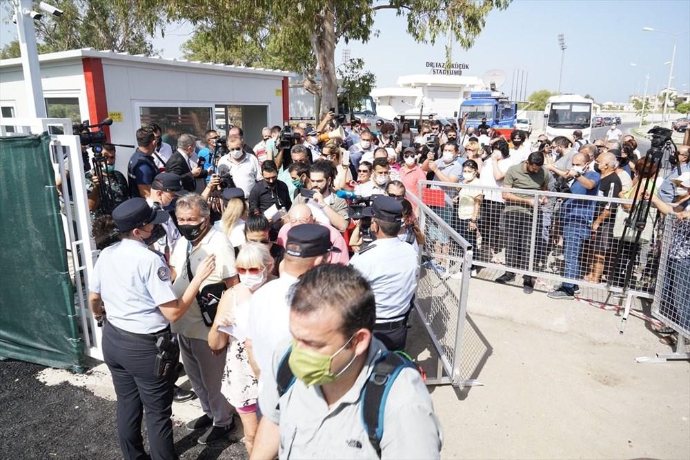 KKTC'nin Maraş bölgesine ziyaretçi akını - 2
