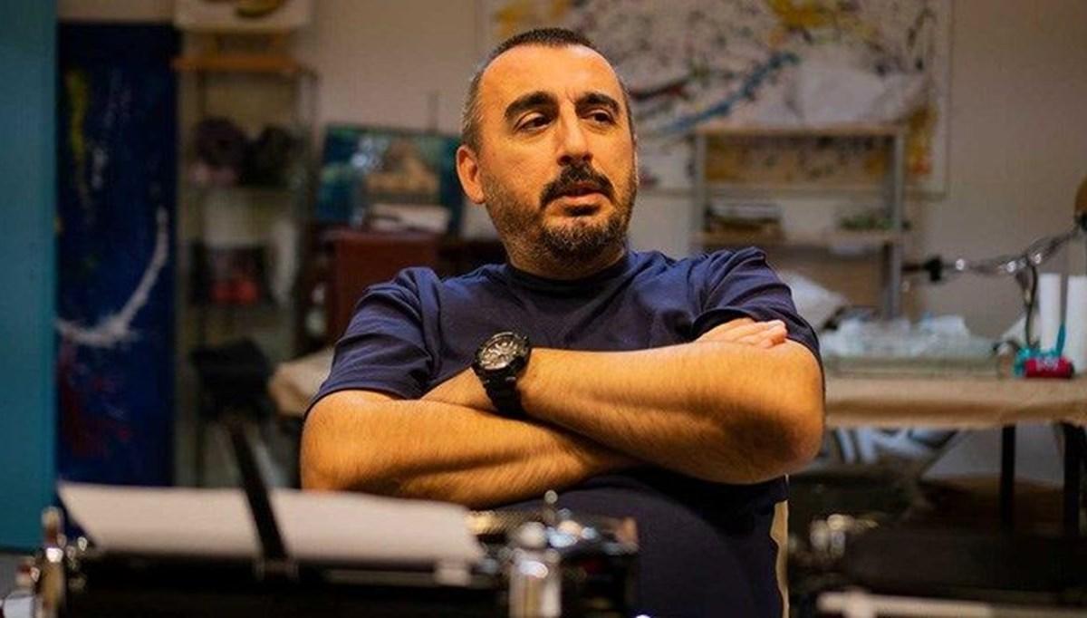 Karikatürist Kaan Ertem son yolculuğuna uğurlandı