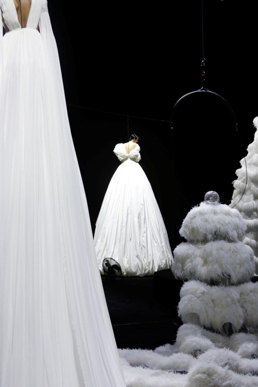 İtalyan moda devinden dikkat çeken defile - 2