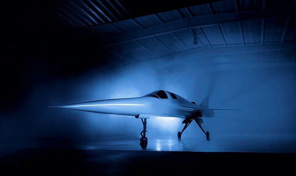 'Concorde'un varisi' için imzalar atıldı (9 saatlik yolculuk 3.5 saate inecek) - 1