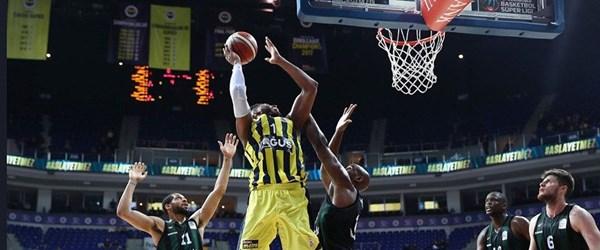 Fenerbahçe Doğuş'tan 12. galibiyet