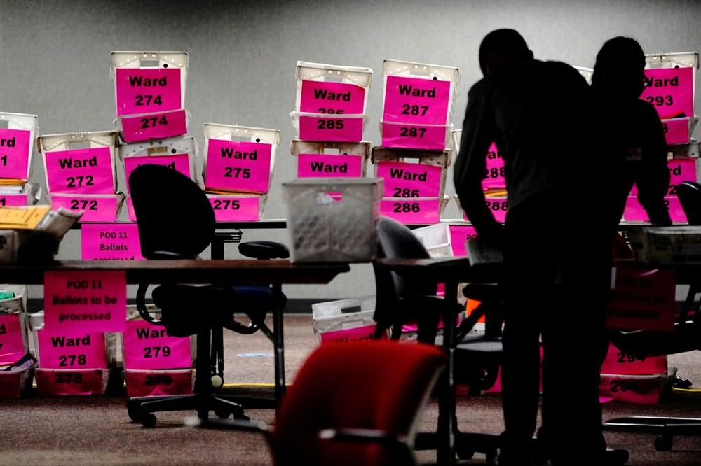 ABD'de seçim sonuçları iki eyaletin ardından belli olacak: Hangi eyalette kim kazandı? - 30