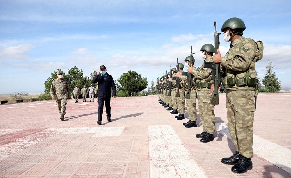 Dijital birliğin robot askeri Barkan göreve hazırlanıyor (Türkiye'nin yeni nesil yerli silahları) - 58
