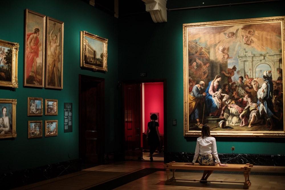 Buckingham eserleri halkla buluşuyor - 3