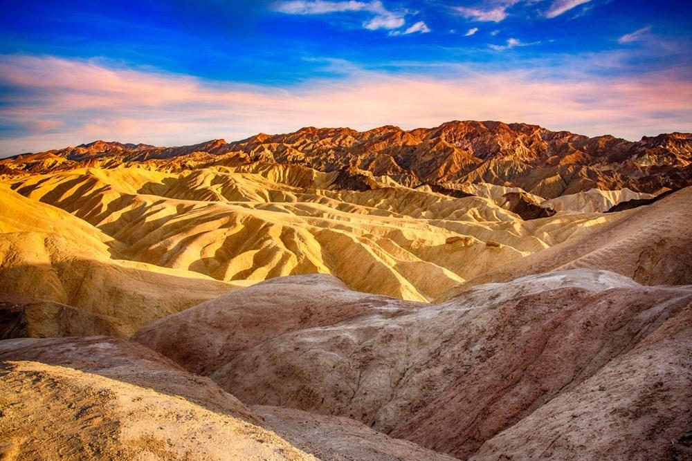 Küresel olarak yüzyılın en yüksek sıcaklığı kaydedildi: 54,4 santigrat derece - 3