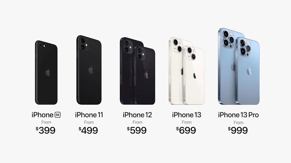 Yeni iPhone 13 tanıtıldı: İşte fiyatı ve özellikleri (Apple iPad ve Smart Watch'u tanıttı) - 10