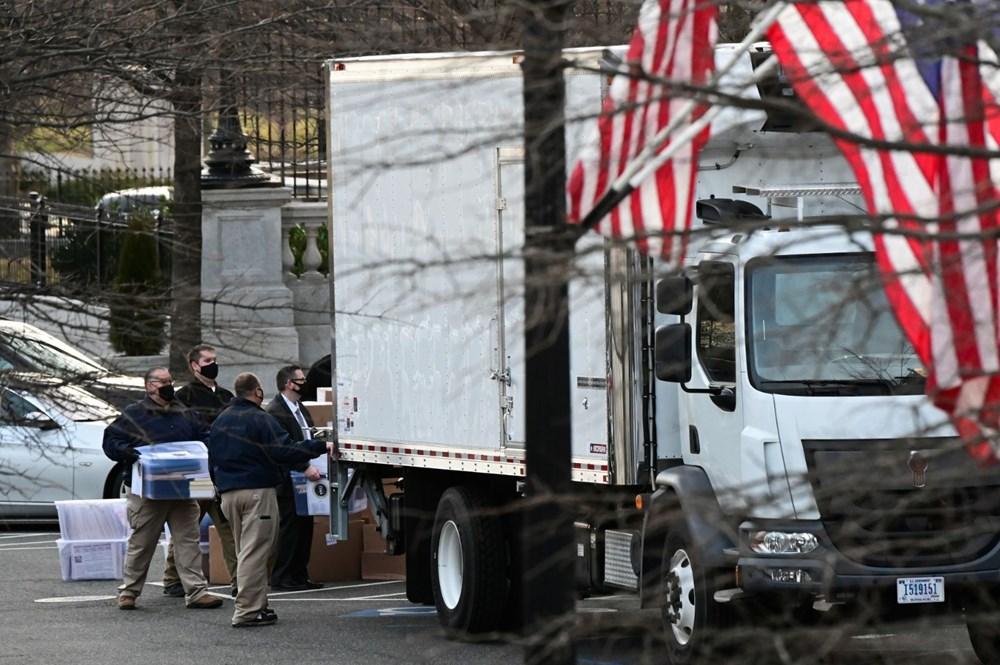 Trump Ailesi Beyaz Saray'dan taşınıyor - 12