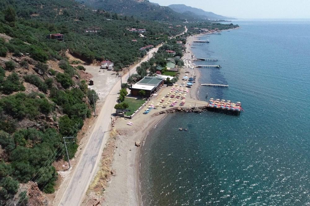 Assos'taki kaçak yapının 'Yapı Kayıt Belgesi' iptal edildi - 5