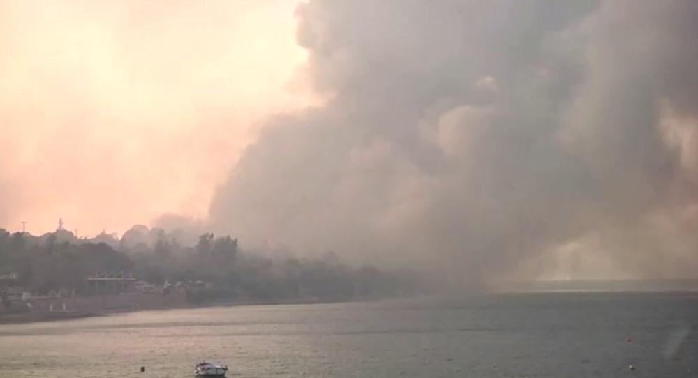 Akdeniz alev aldı: Yunanistan ve İtalya'da orman yangınları sürüyor - 51
