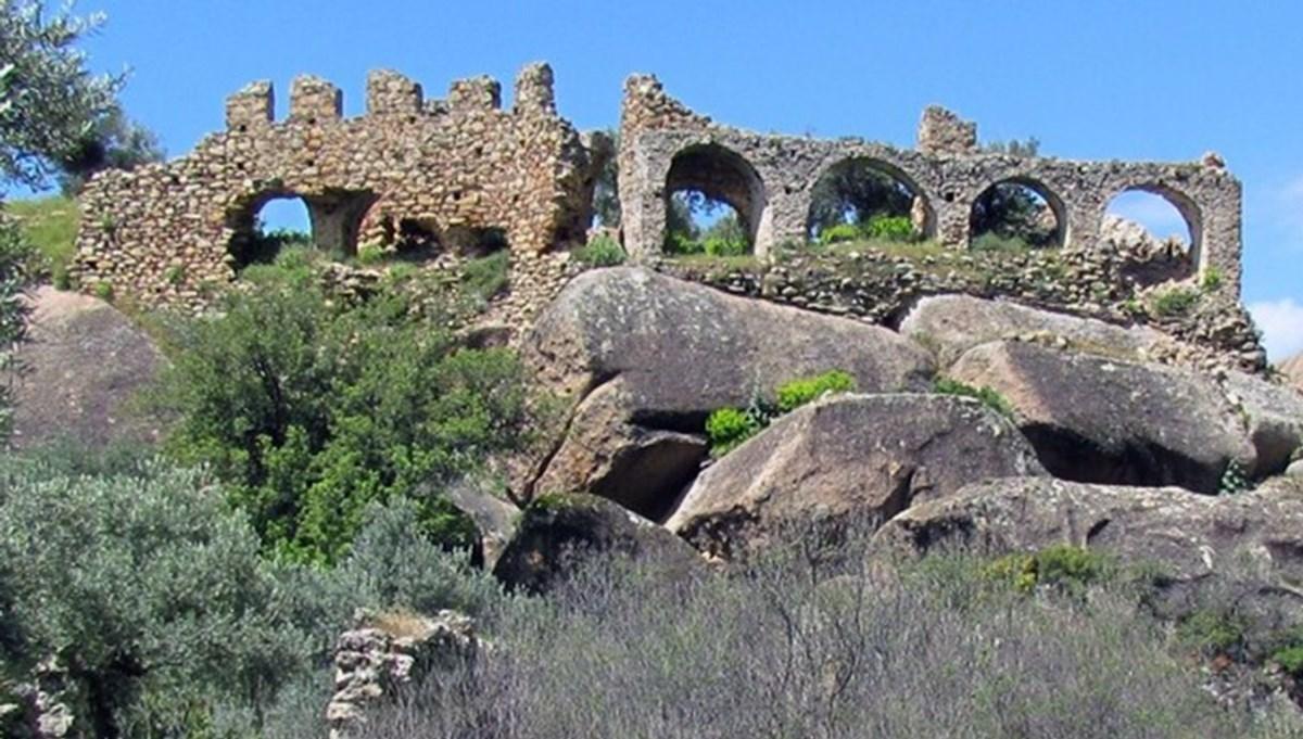 Herakleia Latmos Antik Kenti'nde kalıntılar ziyarete açılıyor