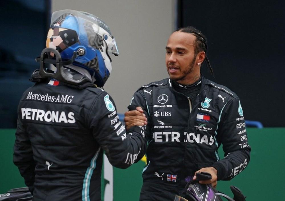Lewis Hamilton 7. kez dünya şampiyonu - 8