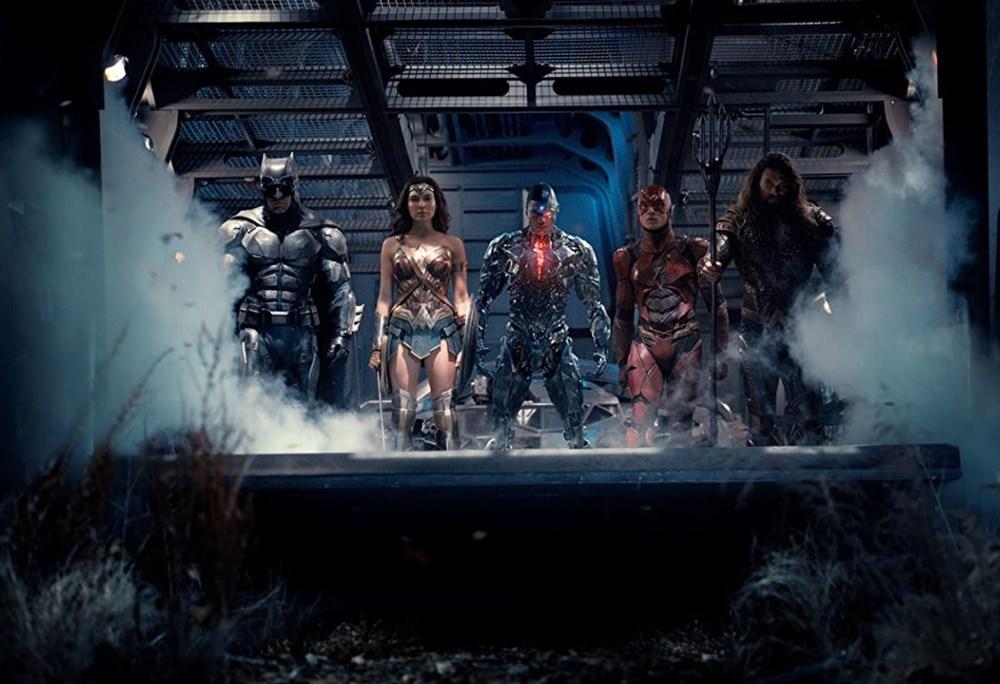 DC Films'ten yılda 6 film planı - 6