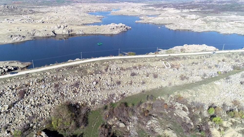 Edirne'nin içme suyunu sağlayan baraj kurudu: 36 saatlik kesinti - 12