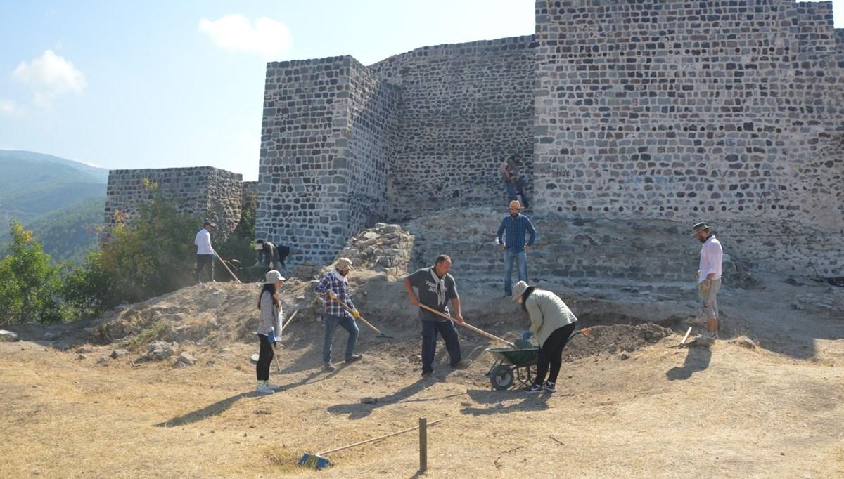 Anadolu'nun 2'nci büyüğü tarihi Niksar Kalesi'nde kazı çalışmaları başladı