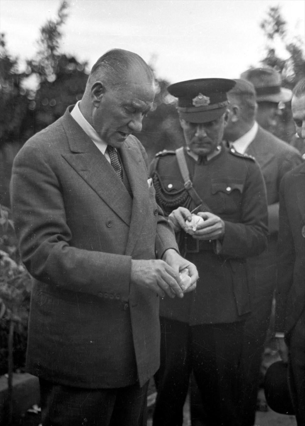 Mustafa Kemal Atatürk'ün ebediyete intikalinin 82. yılı (10 Kasım 1938) - 26