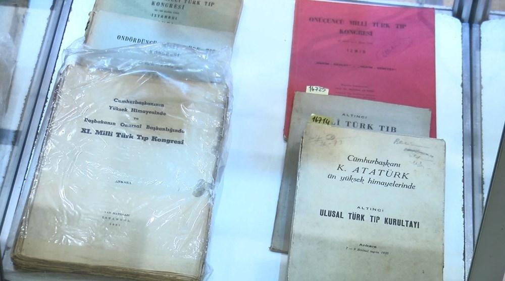 Atatürk'ün sağlık raporları 'anestezi tarihi' sergisinde - 5