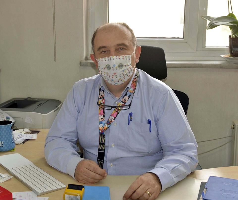 Sağlık Bakanlığı Koronavirüs Bilim Kurulu Üyesi Prof. Dr. Ateş Kara