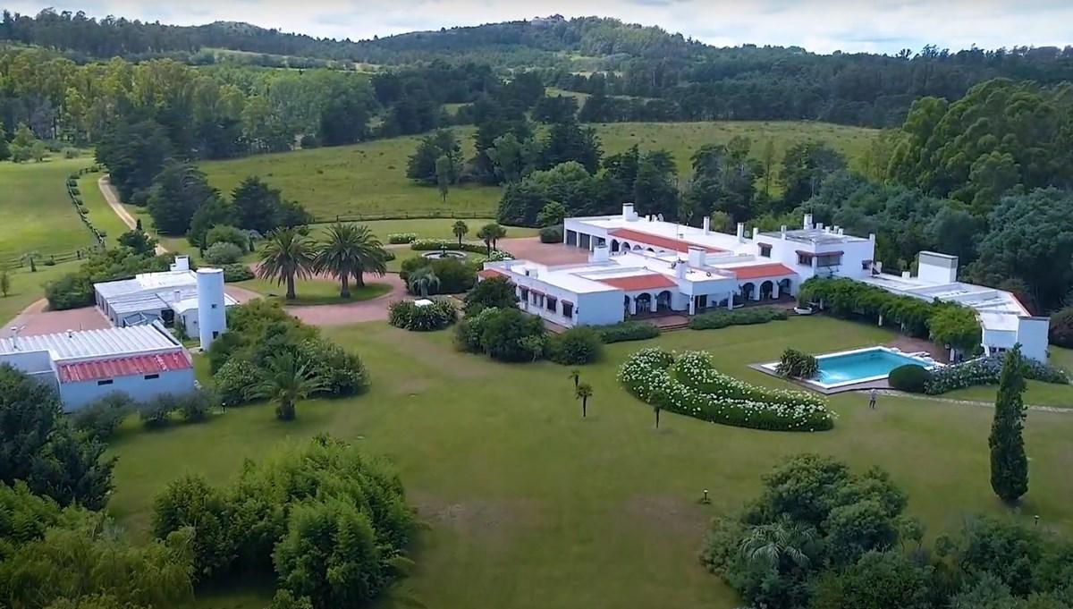 Uruguay adventures of Tosuncuk 5: 'Tosuncuk Houses' agreement for 12 villas in a luxury resort