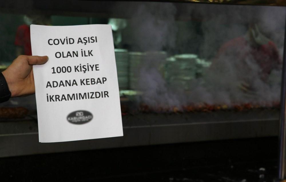 Hollanda'da ringa balığı, Adana'da kebap: Ülkelerin ilginç aşı teşvikleri - 1