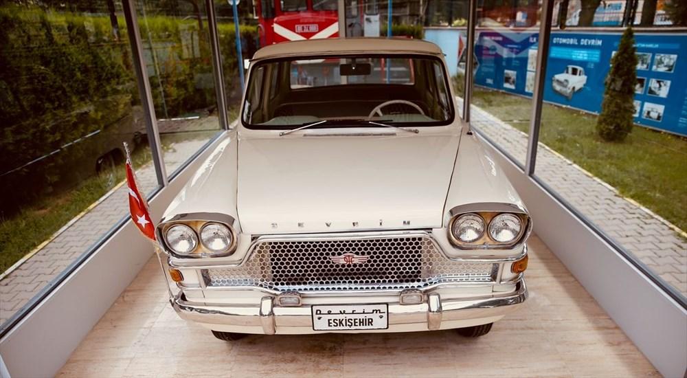 Devrim Otomobili Müzesi kapılarını yeniden açtı - 7