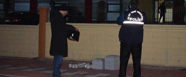 E.Y.Malatyaspor Kulübü Binasına silahlı saldırı