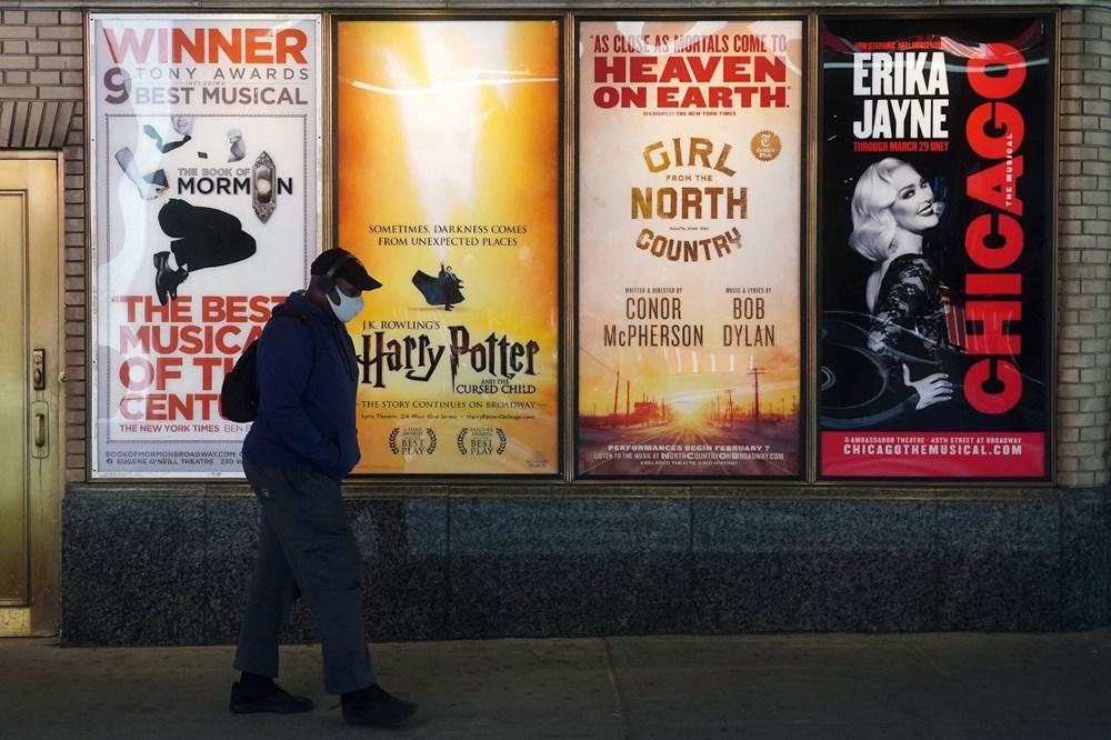 New York 14 ayın ardından normale döndü: Sosyal mesafe ve maske kaldırıldı, işletmeler tam kapasiteyle açıldı - 9