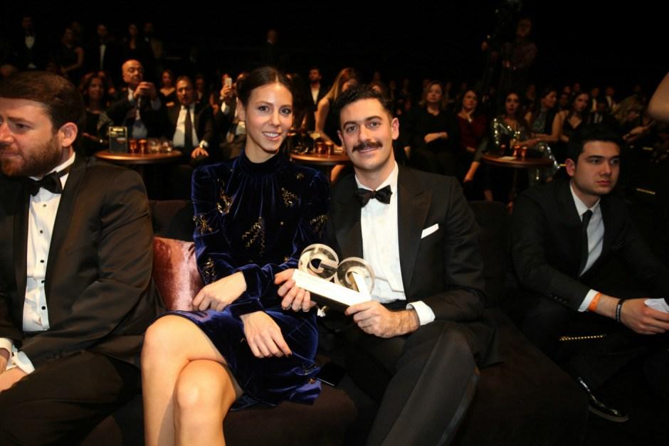 GQ Men Of The Year 2016 Ödül Töreni, GQ Türkiye Men of the Year