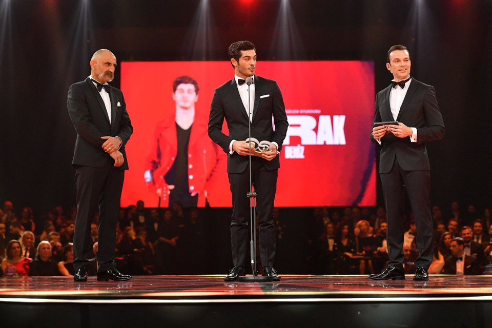 GQ MOTY Ödül Töreni, GQ Men of the Year, GQ ödül töreni, burak deniz