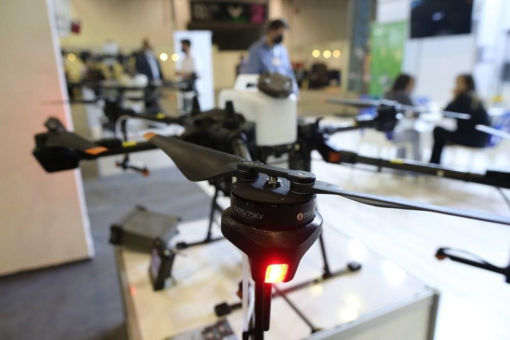 Tarımda drone teknolojisi yaygınlaşıyor - 1