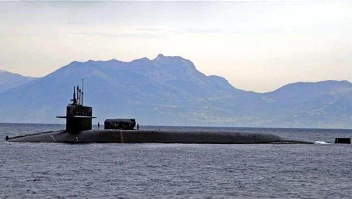Denizaltındaki 'ilk mühendislik ihracatı' suyla buluşuyor