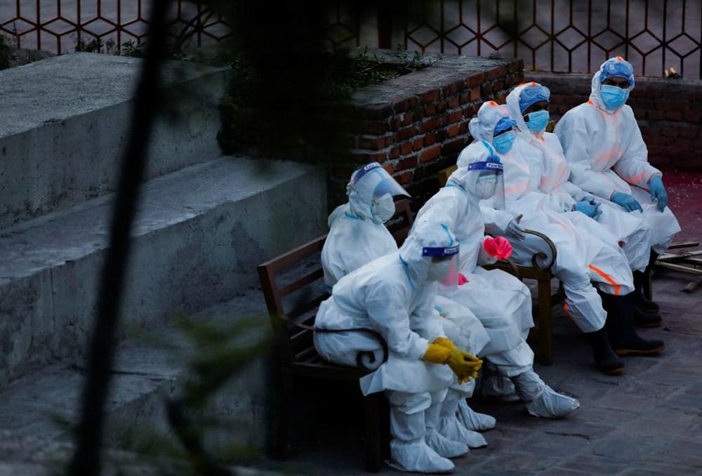 The Economist: Pandemi sırasında dünya çapında 7 ile 13 milyon ölüm meydana geldi - 10