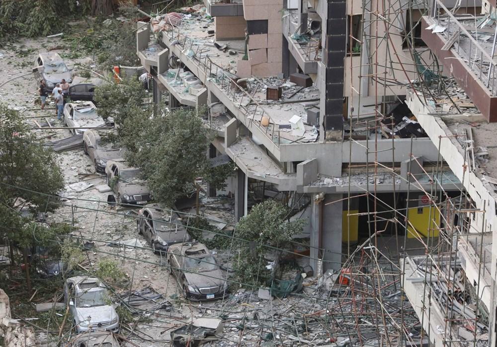 Beyrut'ta patlama: 100 kişi öldü, iki hafta OHAL ilan edildi - 14
