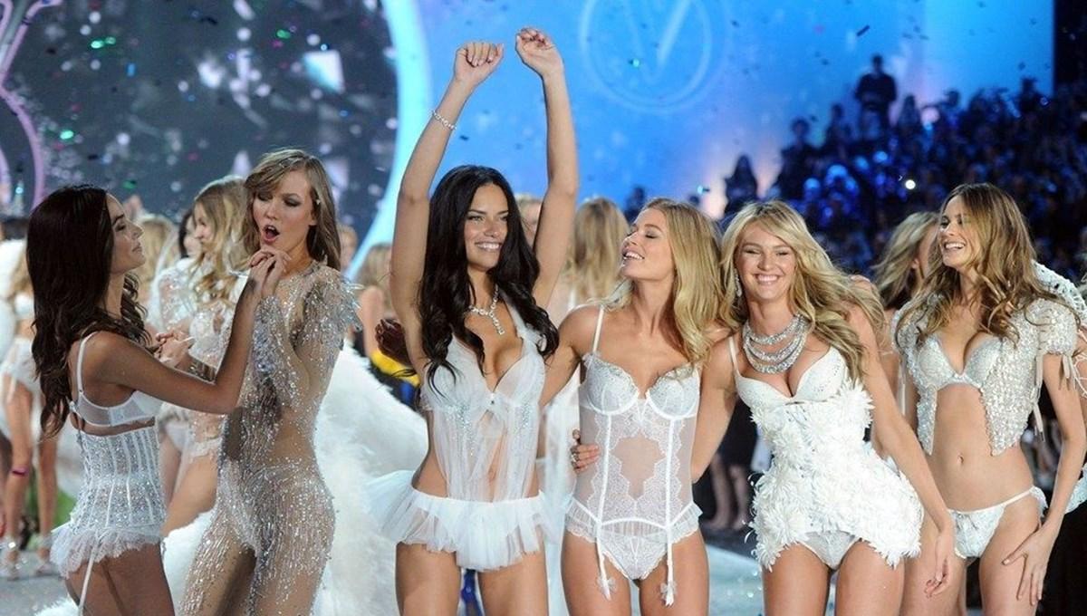Victoria's Secret 'melekler'e veda ediyor