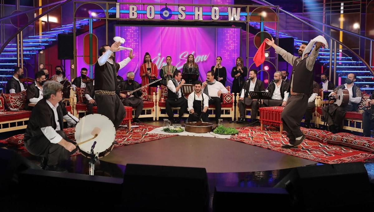 İbo Show'da sıra gecesi sürprizi