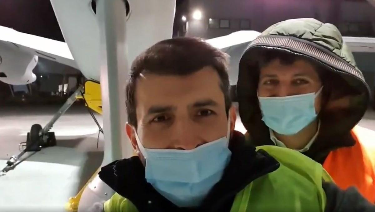Selçuk Bayraktar paylaştı: Yuvadan uçmadan önce evde son selfie | NTV