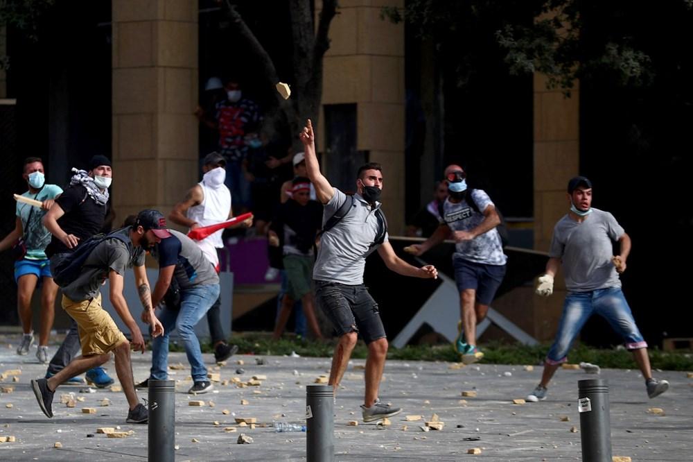 Lübnan'da hükümet karşıtı gösteri (Lübnan Başbakanı'ndan erken seçim açıklaması) - 4