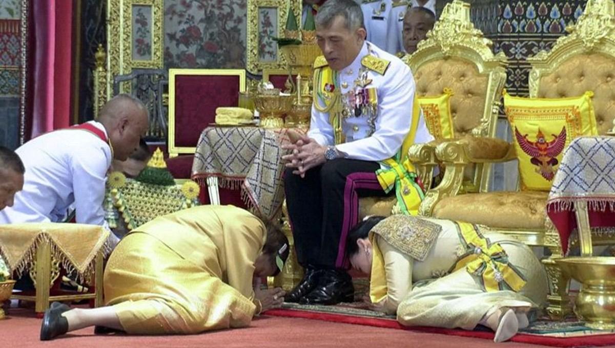 Skandalları bitmeyen Tayland Kralı Almanya'da istenmeyen kişi ilan edilebilir