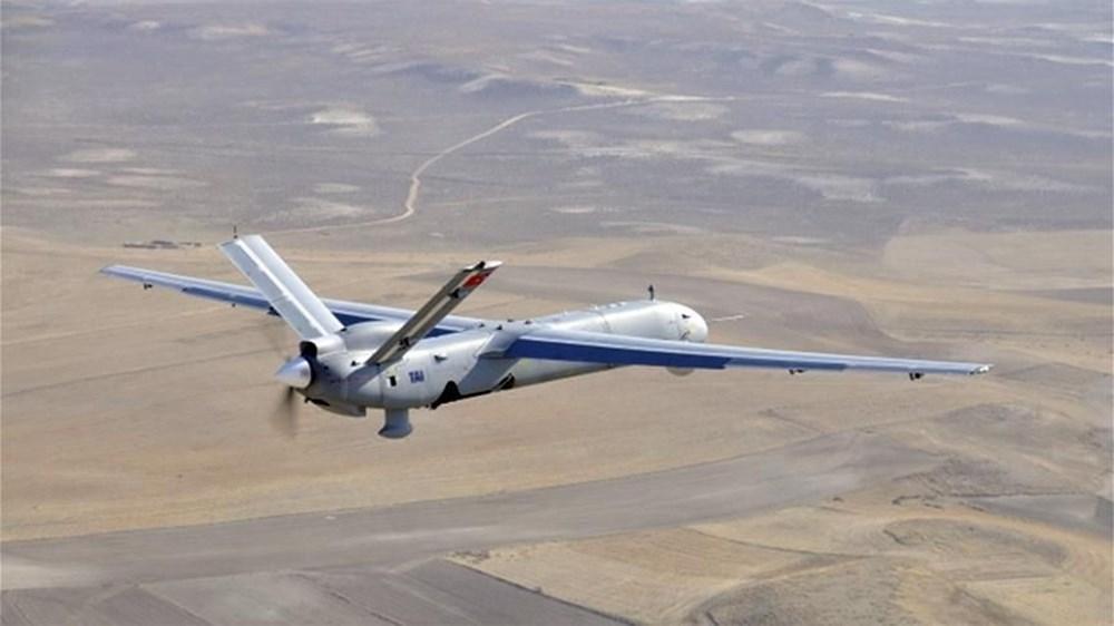 Aksungur tam yüklü mühimmatla 1 günden fazla uçtu (Türkiye'nin yeni nesil silahları) - 116