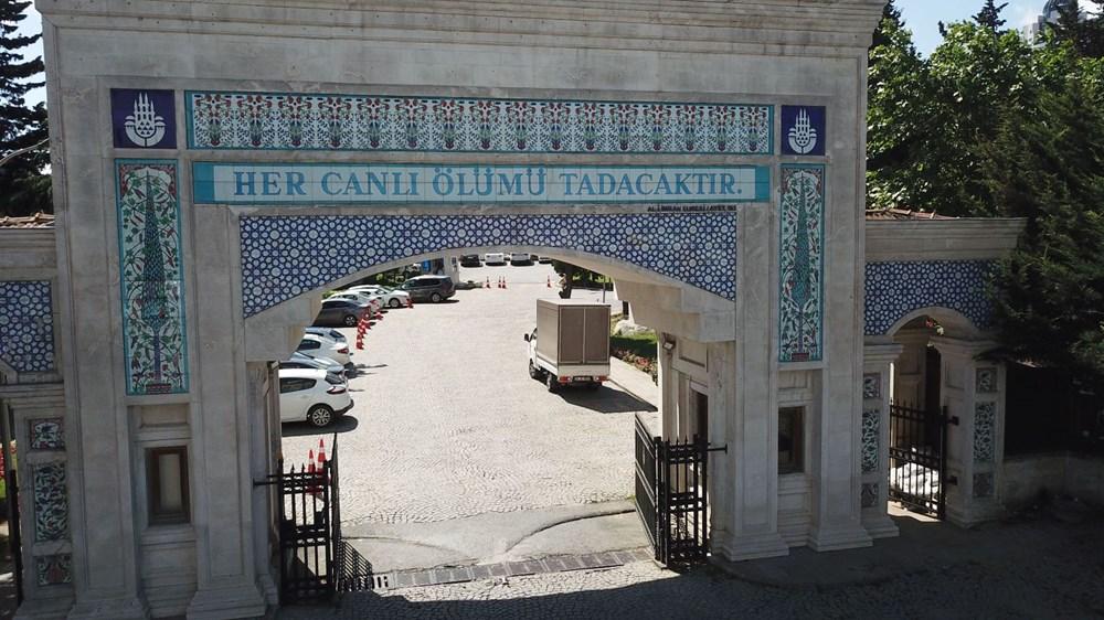 İstanbul'da mezar karaborsası; 2 milyon liraya mezar yeri satıyor - 3