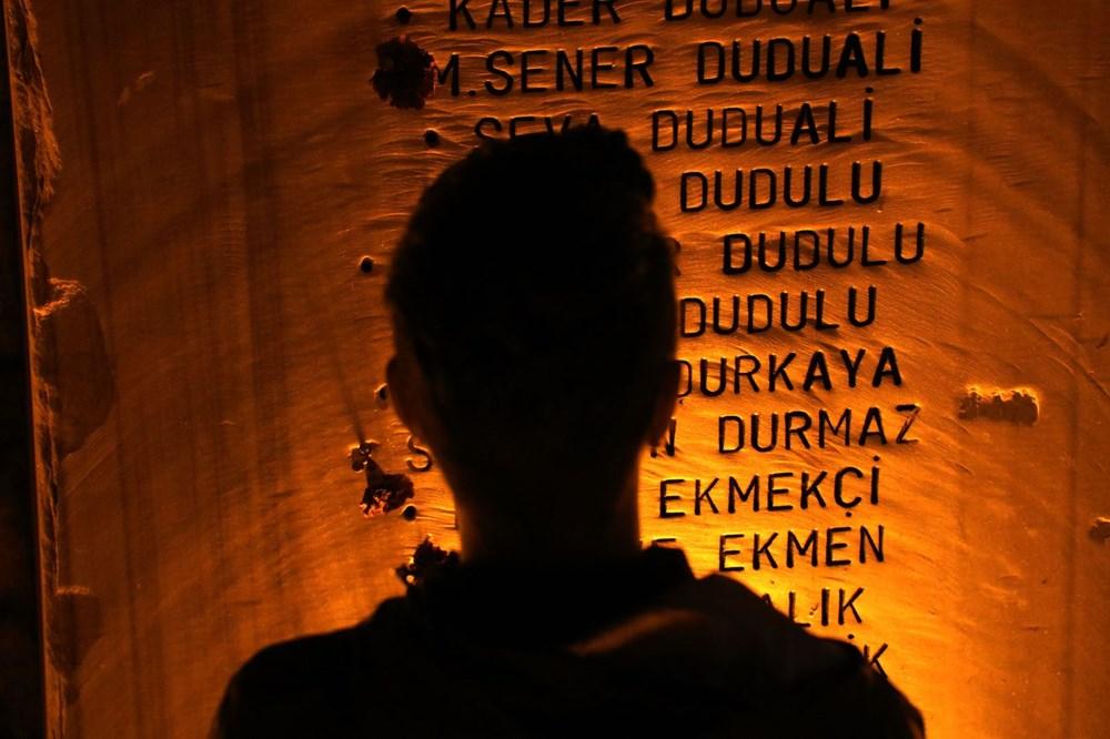17 Ağustos depreminin 21. yılı: Hayatını kaybedenler törenle anıldı - 23