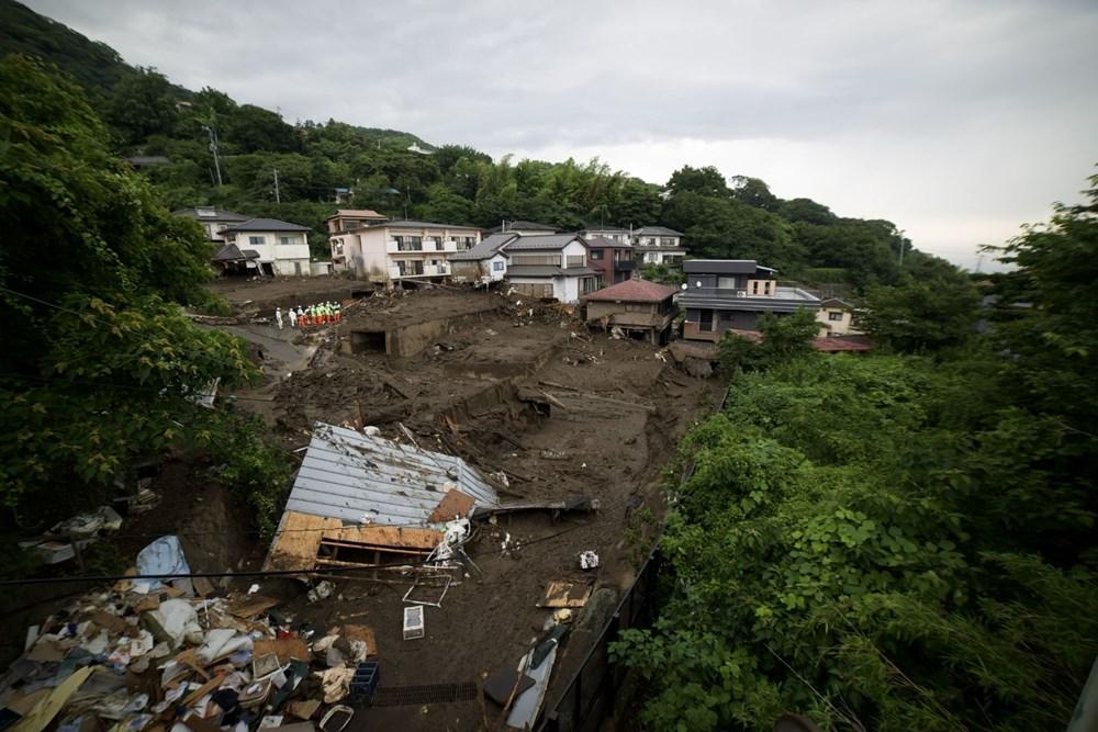 Japonya'daki sel felaketi: Ölü sayısı 7'ye yükseldi - 4