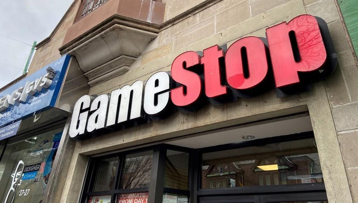 GameStop CEO'su George Sherman, görevini bırakıyor