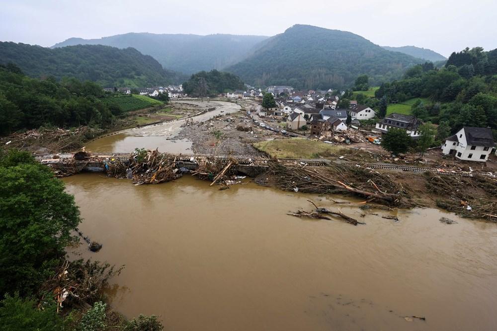 Almanya'da sel felaketinde ölü sayısı 156'ya yükseldi - 7