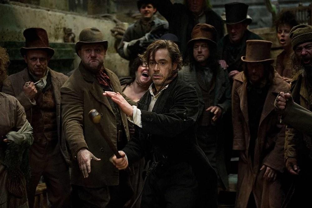 Robert Downey Jr. Sherlock Holmes evreni oluşturmak istiyor - 6