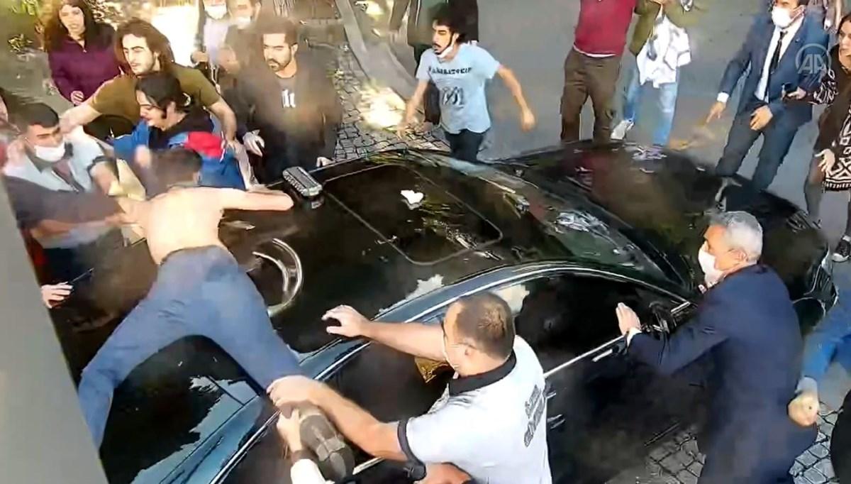 Boğaziçi Üniversitesi'nde gözaltına alınan 7 kişi adliyeye sevk edildi